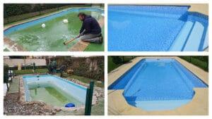 Rehabilitación de piscinas VIO JARDÍN